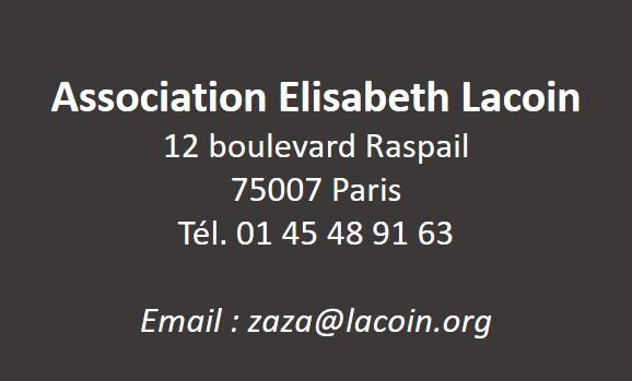 Association Elisabeth Lacoin - Zaza, amie de Simone de Beauvoir
